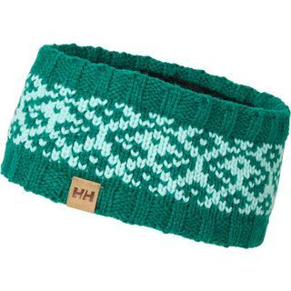 Helly Hansen W Powder Knit Headband, everglade - Stirnband