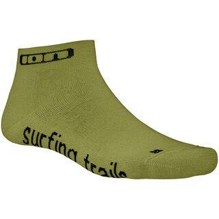 ION Socks short Role, olive - Socken