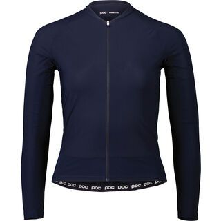 POC Essential Road Women's LS Jersey navy black