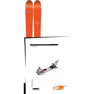 Set: Line Sir Francis Bacon Shorty 2017 + Marker Duke 16 (95106S)