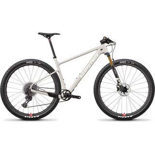 Santa Cruz Highball CC XX1 Reserve 2019, fog/white - Mountainbike