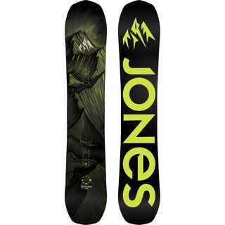 Jones Explorer Wide 2018 - Snowboard