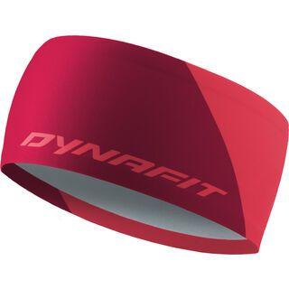 Dynafit Performance 2 Dry Headband, fluo pink - Stirnband