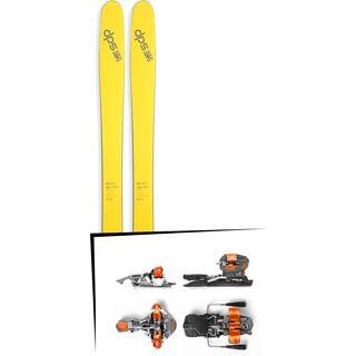 Set: DPS Skis Wailer 112 RP2 2017 + G3 Ion 10 (1716208)