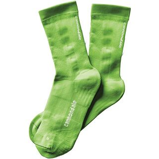 Cannondale High Socks, berzerker green - Radsocken