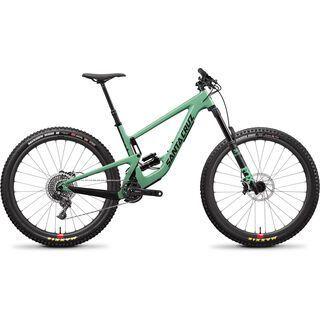 Santa Cruz Megatower CC X01 Air Reserve 2020, green - Mountainbike
