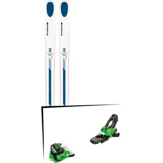 Set: Kästle TX90 2019 + Tyrolia Attack² 11 GW green