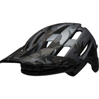 Bell Super Air MIPS, gloss black camo - Fahrradhelm