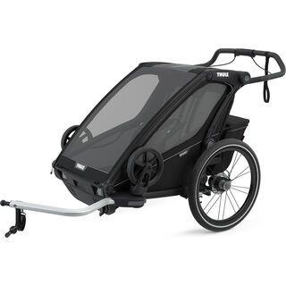 Thule Chariot Sport 2 black on black 2021