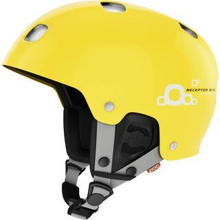 POC Receptor Bug Adjustable 2.0, arsenic yellow - Skihelm