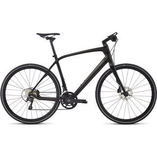 Specialized Sirrus Pro Carbon 2017, black - Fitnessbike