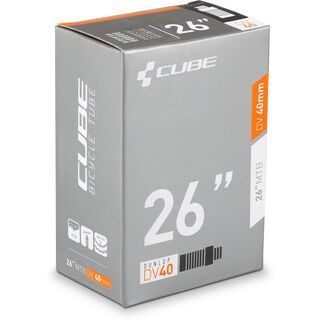 Cube Schlauch 26 MTB DV - 1.50-2.35