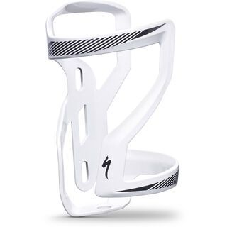 Specialized Zee Cage II - Right, white/black/charcoal - Flaschenhalter