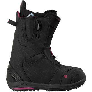 Burton Felix, Black/Grape - Snowboardschuhe