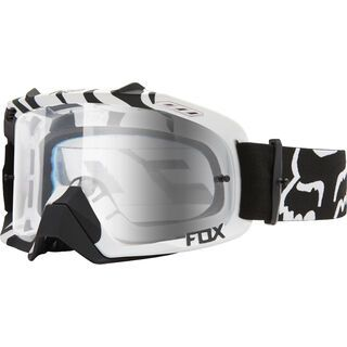 Fox Air Defence, black zebra/clear - MX Brille