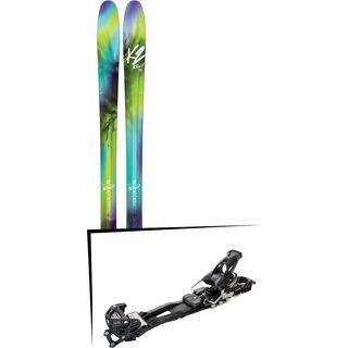 Set: K2 SKI FulLUVit 2017 + Tyrolia Adrenalin 16 AT (2020401)