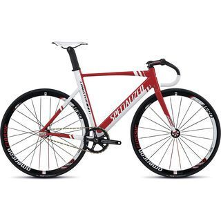 Specialized Langster Pro 2013, Red/White - Fixie