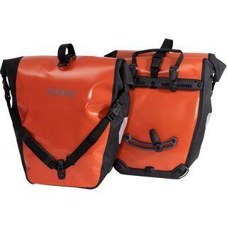 Ortlieb Back-Roller Free (Paar), rust-black - Fahrradtasche