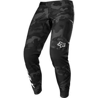 *** 2. Wahl *** Fox Defend Fire Pant, black camo - Radhose | Größe 30