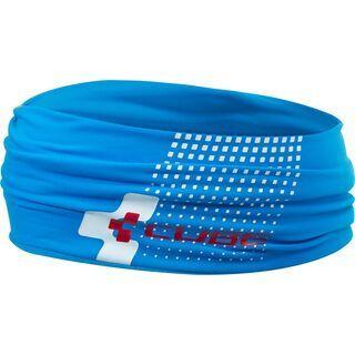 Cube Funktionsstirnband Teamline, blue