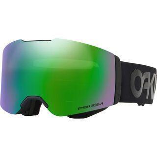 Oakley Fall Line Factory Pilot Blackout, Lens: prizm jade iridium - Skibrille