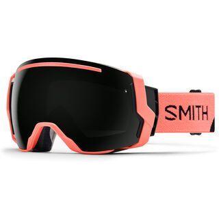 Smith I/O 7 inkl. Wechselscheibe, sunburst split/Lens: sun black chromapop - Skibrille