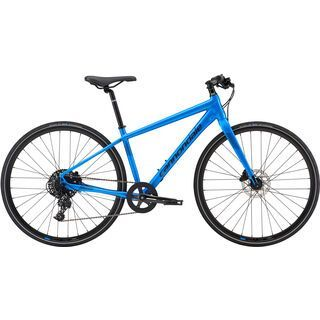 Cannondale Quick Disc Women's 2 2019, electric blue - Fitnessbike