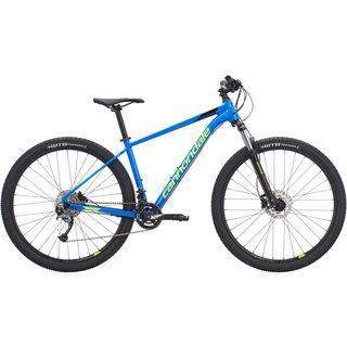 Cannondale Trail 6 27.5 2018, spectrum blue - Mountainbike