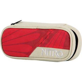 Nitro Pencil Case, sunset feather