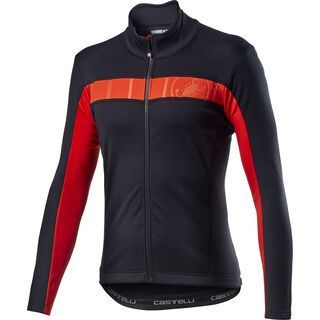 Castelli Mortirolo VI Jacket light black