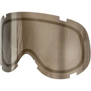 POC Cornea NXT Photo Wechselscheibe, brown silver mirror