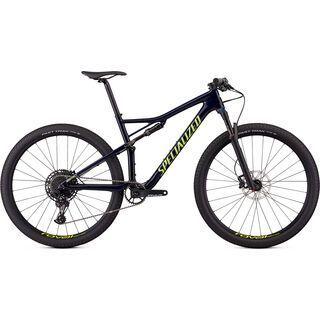 Specialized Epic Comp Carbon 2019, blue tint carbon/ion - Mountainbike
