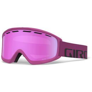Giro Index - Vivid Pink berry wordmark