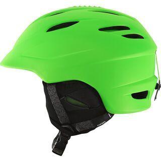 Giro Seam, matte bright green - Skihelm