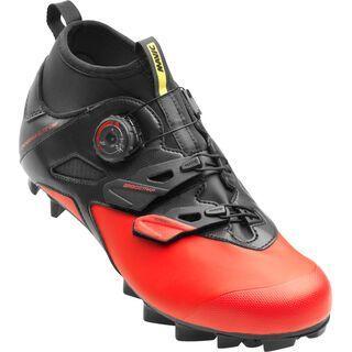 Mavic Crossmax Elite CM, black / red - Radschuhe