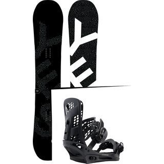 Set: Yes Basic 2017 + Burton Genesis (1712772S)