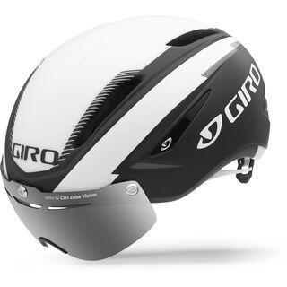 Giro Air Attack Shield, black white - Fahrradhelm