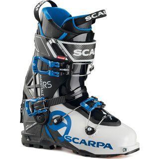 Scarpa Maestrale RS 2020, white/black/blue - Skiboots