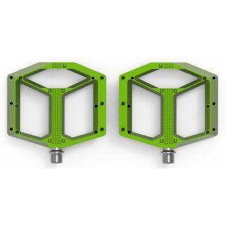 Cube Acid Pedale Flat A3-ZP green