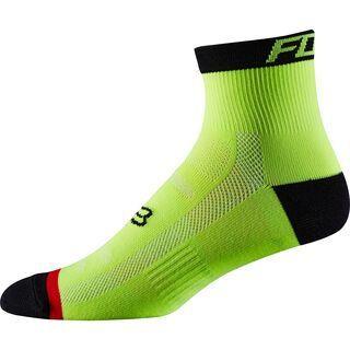 Fox Trail Sock, flow yellow - Radsocken