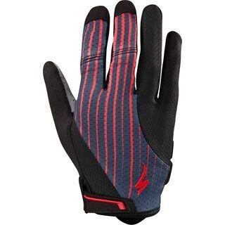 Specialized Women's Body Geometry Gel Long Finger, red/fade - Fahrradhandschuhe