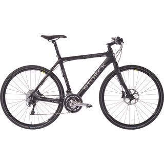 Storck Multiroad Carbon Deore / XT 2015, black - Fitnessbike