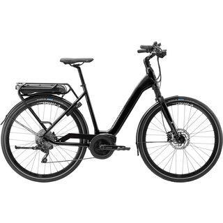 Cannondale Mavaro Active City 2020, black pearl - E-Bike