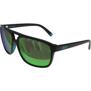POC Will Aaron Blunck, blunck black/Lens: brown green mirror - Sonnenbrille