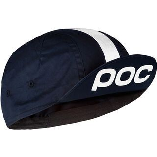 POC Raceday Cap, white navy black - Radmütze