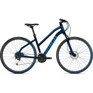 Ghost Square Cross 2.8 W AL 2018, blue - Fitnessbike