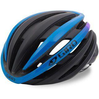 Giro Cinder, mat black/blue/purple - Fahrradhelm