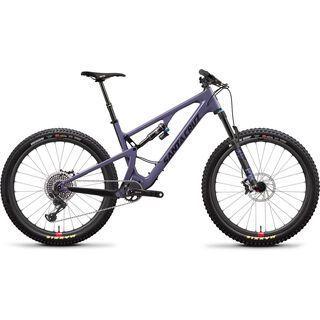 Santa Cruz 5010 CC XX1+ Reserve 2019, purple/carbon - Mountainbike