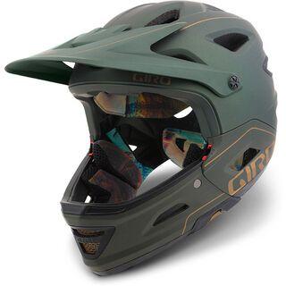 Giro Switchblade MIPS, olive - Fahrradhelm