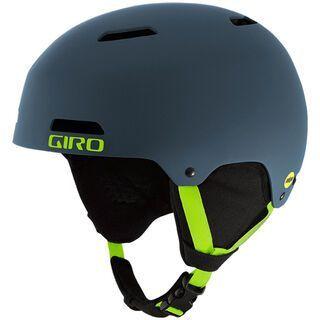 Giro Ledge MIPS, matte turbulence - Skihelm